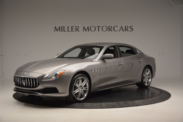 New 2017 Maserati Quattroporte S Q4 GranLusso for sale Sold at Bugatti of Greenwich in Greenwich CT 06830 2
