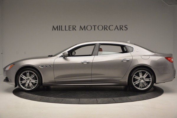 New 2017 Maserati Quattroporte S Q4 GranLusso for sale Sold at Bugatti of Greenwich in Greenwich CT 06830 3