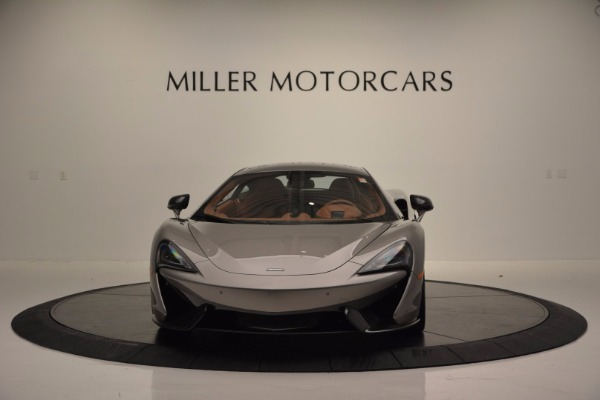 Used 2016 McLaren 570S for sale Sold at Bugatti of Greenwich in Greenwich CT 06830 12