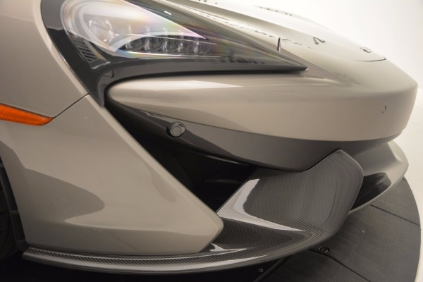 Used 2016 McLaren 570S for sale Sold at Bugatti of Greenwich in Greenwich CT 06830 24