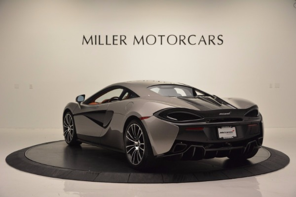 Used 2016 McLaren 570S for sale Sold at Bugatti of Greenwich in Greenwich CT 06830 5