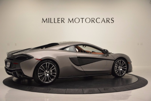 Used 2016 McLaren 570S for sale Sold at Bugatti of Greenwich in Greenwich CT 06830 8