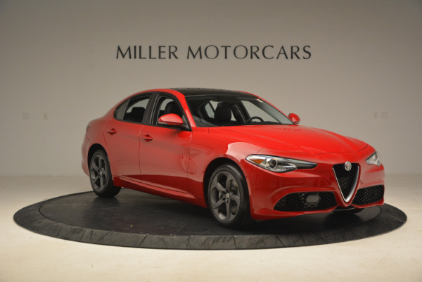 New 2017 Alfa Romeo Giulia Q4 for sale Sold at Bugatti of Greenwich in Greenwich CT 06830 13
