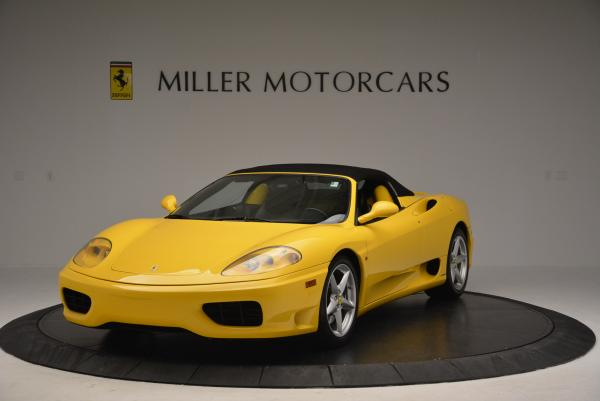 Used 2003 Ferrari 360 Spider 6-Speed Manual for sale Sold at Bugatti of Greenwich in Greenwich CT 06830 13
