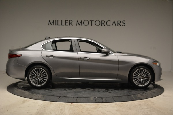 New 2017 Alfa Romeo Giulia Ti Lusso Q4 for sale Sold at Bugatti of Greenwich in Greenwich CT 06830 9