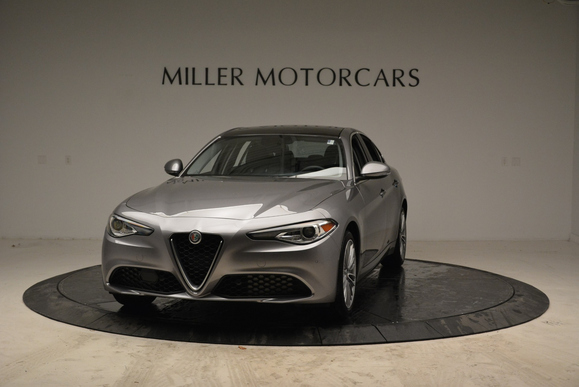 New 2017 Alfa Romeo Giulia Ti Lusso Q4 for sale Sold at Bugatti of Greenwich in Greenwich CT 06830 1
