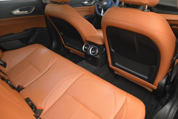 New 2017 Alfa Romeo Giulia Q4 for sale Sold at Bugatti of Greenwich in Greenwich CT 06830 22
