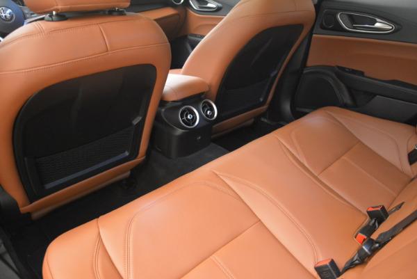 New 2017 Alfa Romeo Giulia Q4 for sale Sold at Bugatti of Greenwich in Greenwich CT 06830 25