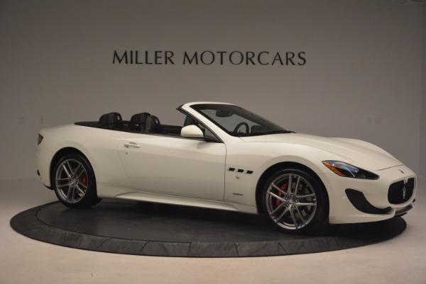 Used 2016 Maserati GranTurismo Sport for sale Sold at Bugatti of Greenwich in Greenwich CT 06830 11