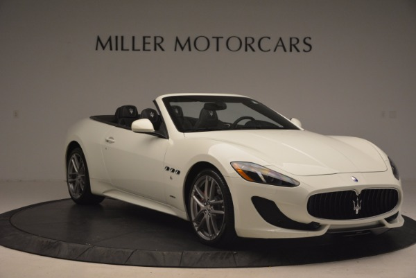 Used 2016 Maserati GranTurismo Sport for sale Sold at Bugatti of Greenwich in Greenwich CT 06830 12