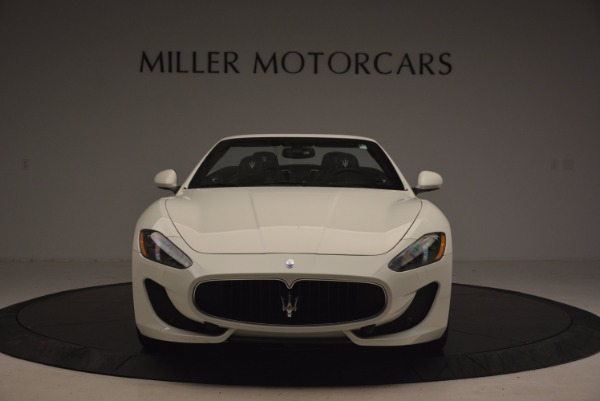 Used 2016 Maserati GranTurismo Sport for sale Sold at Bugatti of Greenwich in Greenwich CT 06830 13