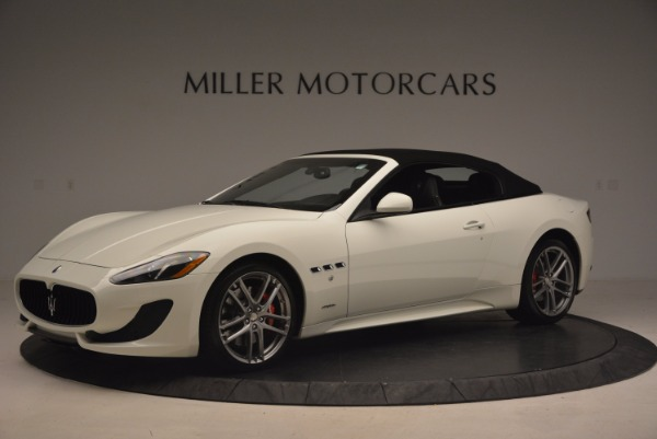 Used 2016 Maserati GranTurismo Sport for sale Sold at Bugatti of Greenwich in Greenwich CT 06830 15