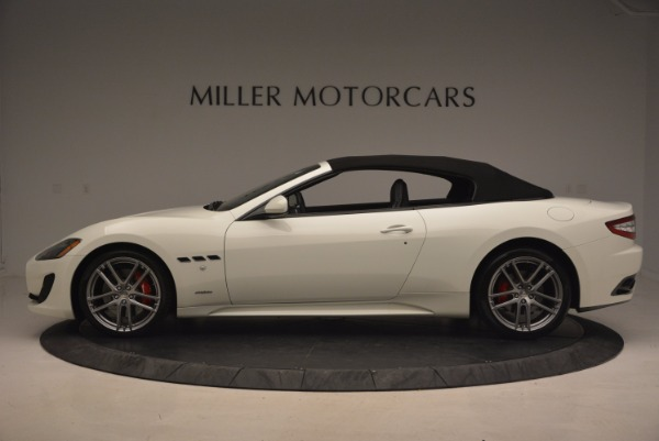 Used 2016 Maserati GranTurismo Sport for sale Sold at Bugatti of Greenwich in Greenwich CT 06830 16