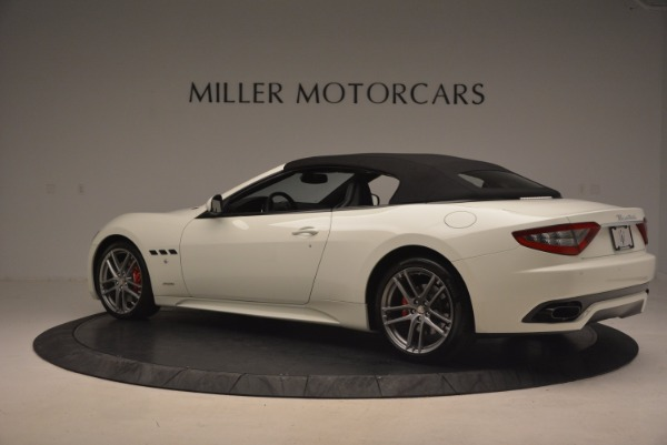 Used 2016 Maserati GranTurismo Sport for sale Sold at Bugatti of Greenwich in Greenwich CT 06830 17