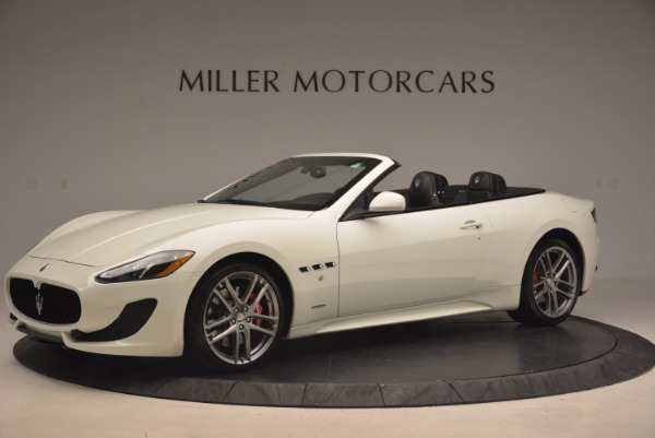 Used 2016 Maserati GranTurismo Sport for sale Sold at Bugatti of Greenwich in Greenwich CT 06830 2