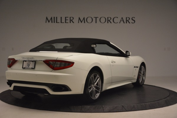 Used 2016 Maserati GranTurismo Sport for sale Sold at Bugatti of Greenwich in Greenwich CT 06830 20