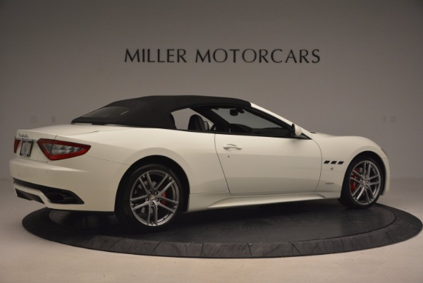 Used 2016 Maserati GranTurismo Sport for sale Sold at Bugatti of Greenwich in Greenwich CT 06830 21
