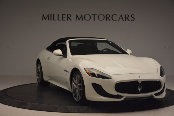 Used 2016 Maserati GranTurismo Sport for sale Sold at Bugatti of Greenwich in Greenwich CT 06830 24