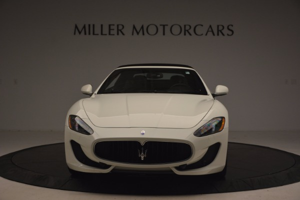 Used 2016 Maserati GranTurismo Sport for sale Sold at Bugatti of Greenwich in Greenwich CT 06830 25