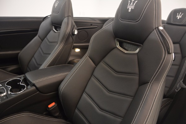 Used 2016 Maserati GranTurismo Sport for sale Sold at Bugatti of Greenwich in Greenwich CT 06830 28