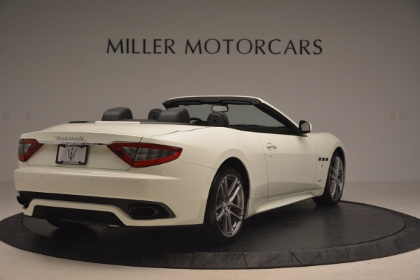 Used 2016 Maserati GranTurismo Sport for sale Sold at Bugatti of Greenwich in Greenwich CT 06830 7