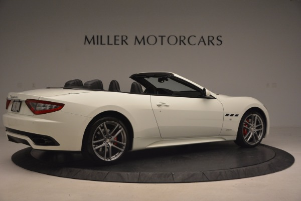 Used 2016 Maserati GranTurismo Sport for sale Sold at Bugatti of Greenwich in Greenwich CT 06830 9