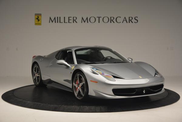 Used 2013 Ferrari 458 Spider for sale Sold at Bugatti of Greenwich in Greenwich CT 06830 23