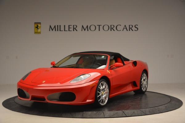 Used 2008 Ferrari F430 Spider for sale Sold at Bugatti of Greenwich in Greenwich CT 06830 13