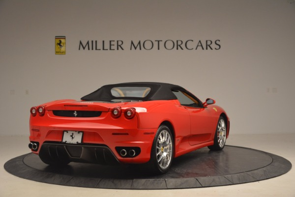 Used 2008 Ferrari F430 Spider for sale Sold at Bugatti of Greenwich in Greenwich CT 06830 19