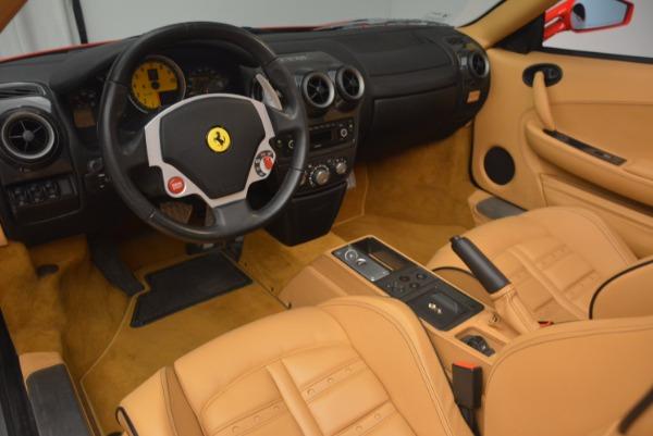 Used 2008 Ferrari F430 Spider for sale Sold at Bugatti of Greenwich in Greenwich CT 06830 25