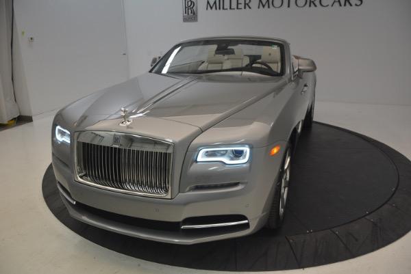 Used 2016 Rolls-Royce Dawn for sale Sold at Bugatti of Greenwich in Greenwich CT 06830 25
