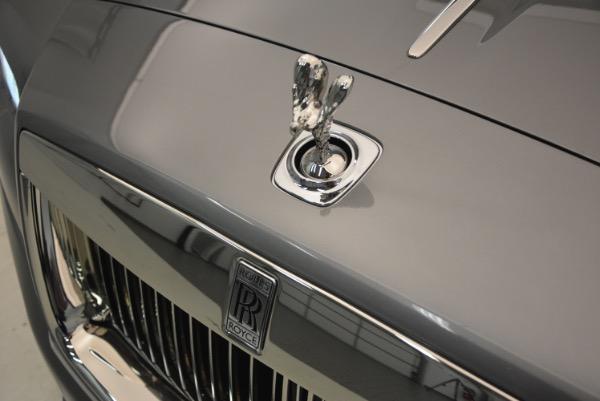 Used 2016 Rolls-Royce Dawn for sale Sold at Bugatti of Greenwich in Greenwich CT 06830 26