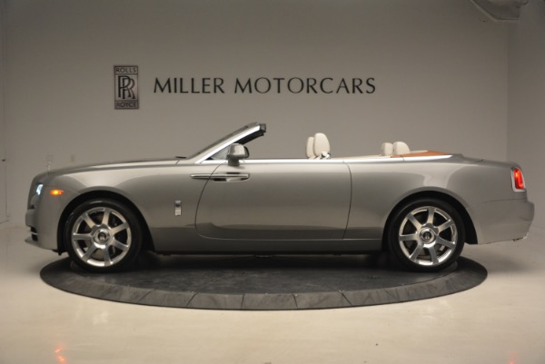 Used 2016 Rolls-Royce Dawn for sale Sold at Bugatti of Greenwich in Greenwich CT 06830 3
