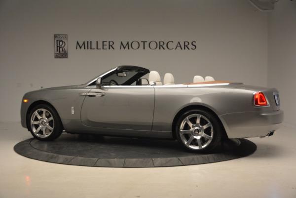 Used 2016 Rolls-Royce Dawn for sale Sold at Bugatti of Greenwich in Greenwich CT 06830 4