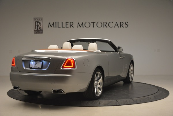 Used 2016 Rolls-Royce Dawn for sale Sold at Bugatti of Greenwich in Greenwich CT 06830 7