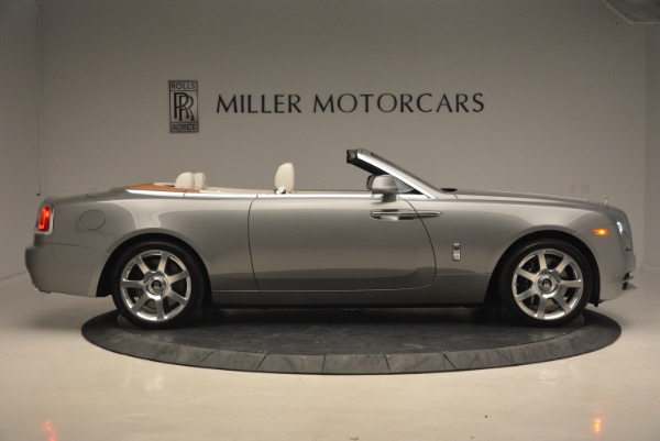Used 2016 Rolls-Royce Dawn for sale Sold at Bugatti of Greenwich in Greenwich CT 06830 9