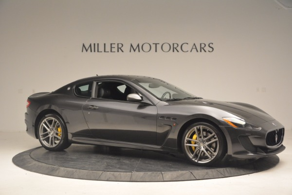 Used 2012 Maserati GranTurismo MC for sale Sold at Bugatti of Greenwich in Greenwich CT 06830 10