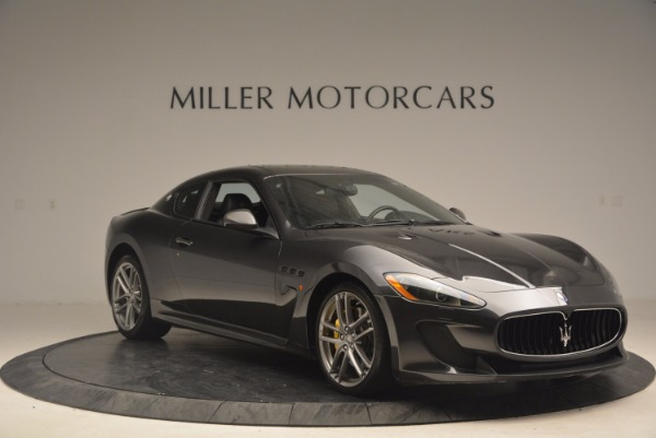 Used 2012 Maserati GranTurismo MC for sale Sold at Bugatti of Greenwich in Greenwich CT 06830 11