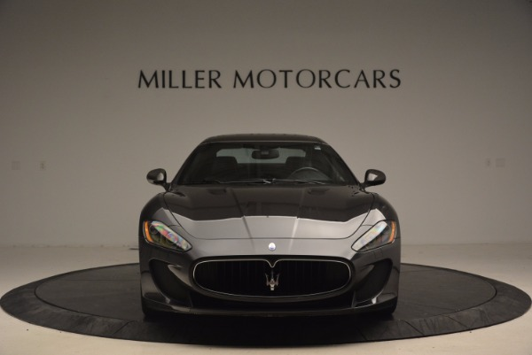 Used 2012 Maserati GranTurismo MC for sale Sold at Bugatti of Greenwich in Greenwich CT 06830 12