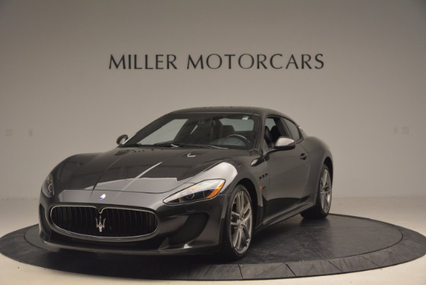 Used 2012 Maserati GranTurismo MC for sale Sold at Bugatti of Greenwich in Greenwich CT 06830 1