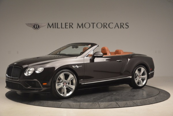 Used 2017 Bentley Continental GTC V8 S for sale $159,900 at Bugatti of Greenwich in Greenwich CT 06830 2