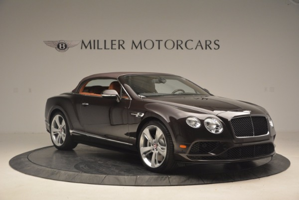 Used 2017 Bentley Continental GTC V8 S for sale $159,900 at Bugatti of Greenwich in Greenwich CT 06830 23