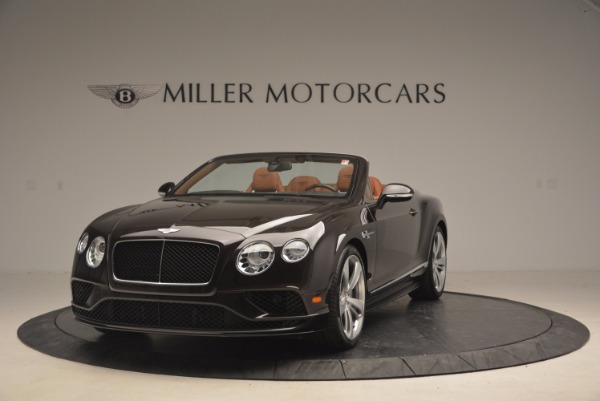 Used 2017 Bentley Continental GTC V8 S for sale $159,900 at Bugatti of Greenwich in Greenwich CT 06830 1