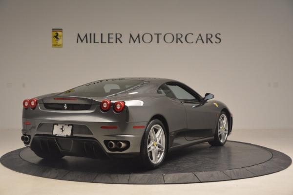 Used 2005 Ferrari F430 6-Speed Manual for sale Sold at Bugatti of Greenwich in Greenwich CT 06830 7