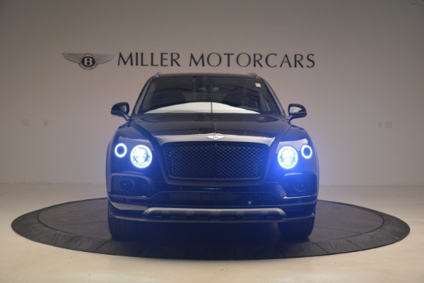 New 2018 Bentley Bentayga Black Edition for sale Sold at Bugatti of Greenwich in Greenwich CT 06830 13