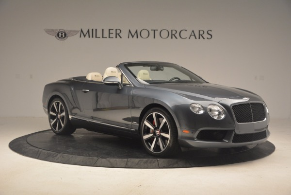 Used 2013 Bentley Continental GT V8 Le Mans Edition, 1 of 48 for sale Sold at Bugatti of Greenwich in Greenwich CT 06830 10