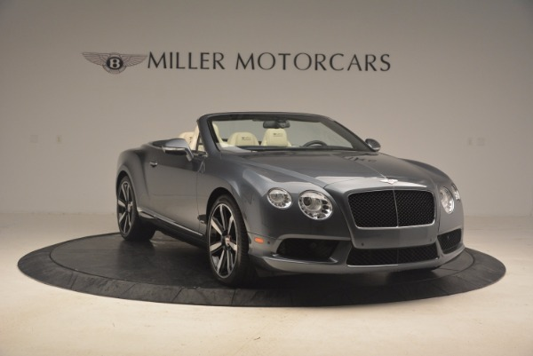 Used 2013 Bentley Continental GT V8 Le Mans Edition, 1 of 48 for sale Sold at Bugatti of Greenwich in Greenwich CT 06830 11