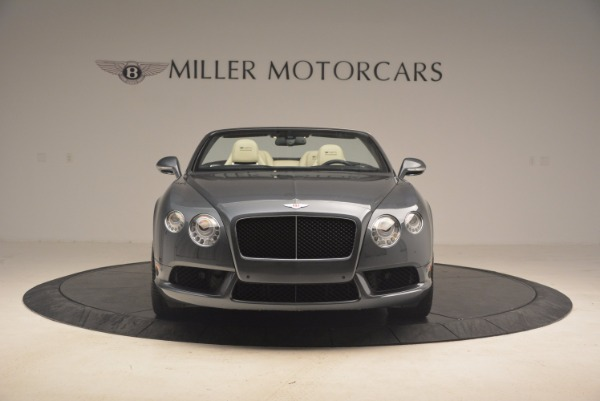 Used 2013 Bentley Continental GT V8 Le Mans Edition, 1 of 48 for sale Sold at Bugatti of Greenwich in Greenwich CT 06830 12