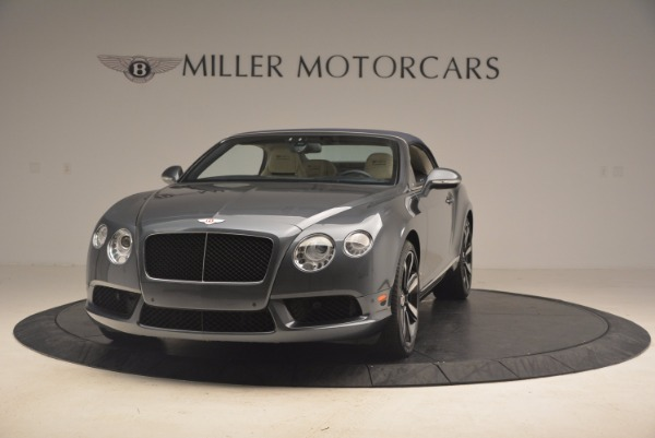 Used 2013 Bentley Continental GT V8 Le Mans Edition, 1 of 48 for sale Sold at Bugatti of Greenwich in Greenwich CT 06830 14