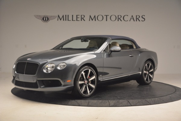 Used 2013 Bentley Continental GT V8 Le Mans Edition, 1 of 48 for sale Sold at Bugatti of Greenwich in Greenwich CT 06830 15